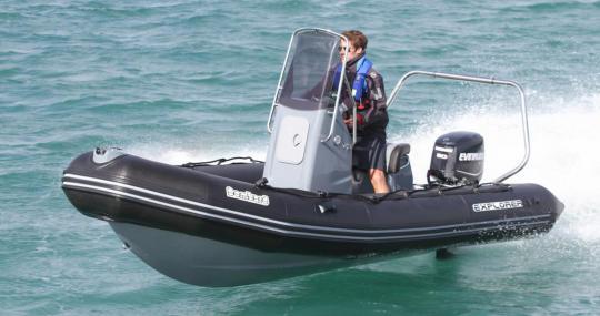 Bombard Explorer 550 Neo