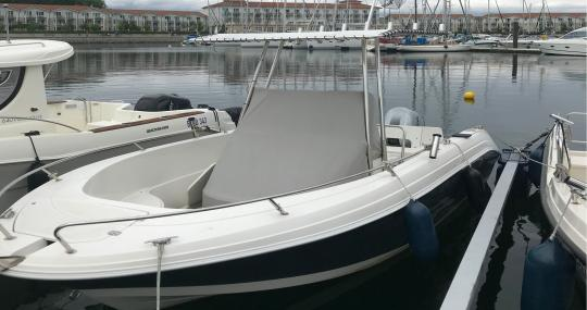 Atlantic Marine 530 OPEN