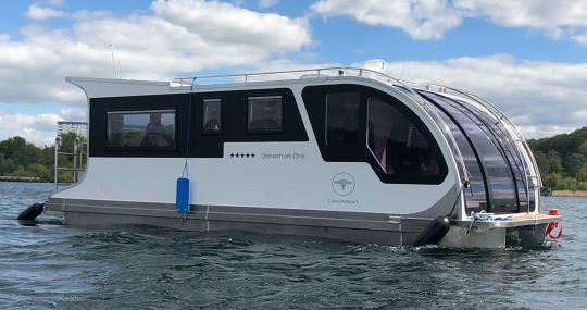 Caravanboat Caravanboat DepartureOne XL