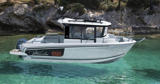 Jeanneau Merry Fisher 695 Marlin Serie 2