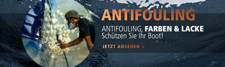 Antifouling Prdukte bei Gründl Bootsimport