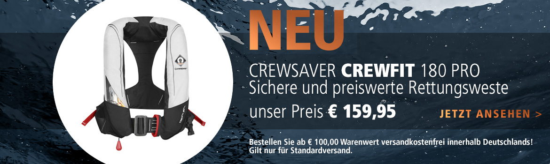 Rettungsweste Crewsaver Crewfit 180 Pro