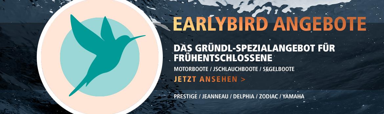 Earlybird Angebote 2020