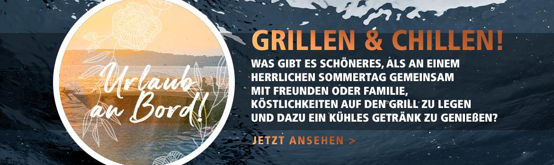 Newsletter Grillen & Chillen