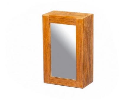 Schränkchen mit Spiegeltür