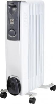 Ölradiator 7 Rippen, 230V