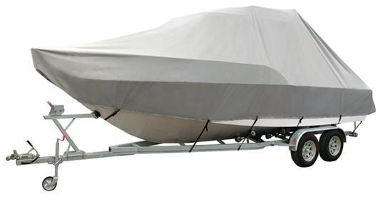Abdeckplane, Kabinenboote 5,80/6,40 m x 2,40 m (8,18 m x 5,30 m) 8,18 x 5,30m