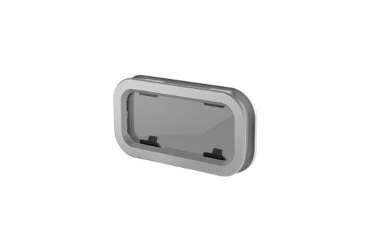 Lewmar Portlight Typ 1, zum Öffnen, 191x367mm Standard Portlight zum öffnen | Typ 1 - 191 x 367mm
