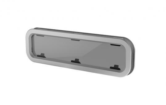 Lewmar Portlight Typ 4 Open, zum öffnen, 191x646mm Standard Portlight zum öffnen | Typ 4 - 191 x 646mm