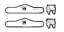 K25 Verbindungsset Zweihebelschaltungen Ultraflex