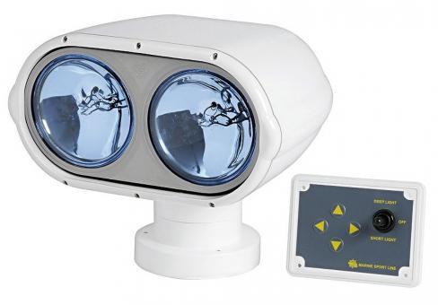 12 V Night Eye - Twin Suchscheinwerfer