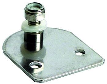 Halterung Typ 1 für Gasdruckfeder (gerade)