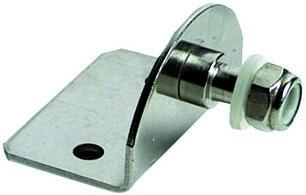 Halterung Typ 2 für Gasdruckfeder (Winkel)
