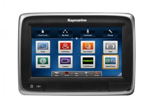 Raymarine a78 Wifi