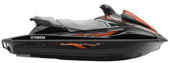 Yamaha JetSki WaveRunner VX Deluxe
