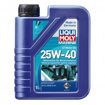 LIQUI MOLY 4T MOTOR OIL 25W-40